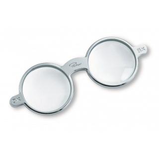 Lupa w kształcie okularów Philippi, Pozostałe, Drobne akcesoria biurowe