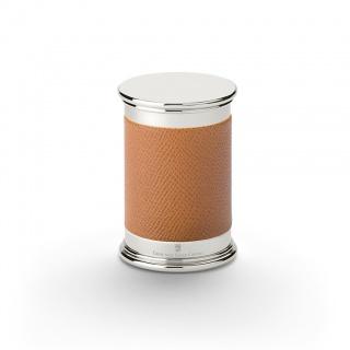 Temperówka marki Graf von Faber-Castell, kolor brązowy, Temperówki, Artykuły do pisania i korygowania