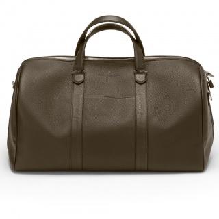 Weekender marki Graf von Faber-Castell z kolekcji Cashmere Dark Brown, Aktówki i torby, Akcesoria osobiste