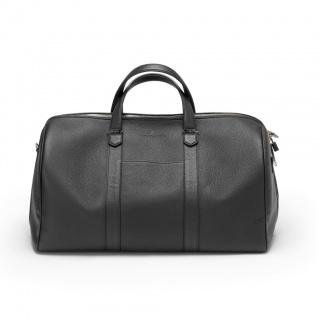Weekender marki Graf von Faber-Castell z kolekcji Cashmere Black, Aktówki i torby, Akcesoria osobiste