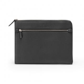 Teczka portfolio marki Graf von Faber-Castell z kolekcji Cashmere Black, Aktówki i torby, Akcesoria osobiste