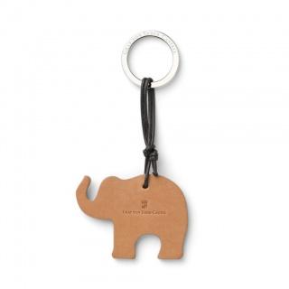 Brelok do kluczy Elephant marki Graf von Faber-Castell, Breloki, Akcesoria osobiste