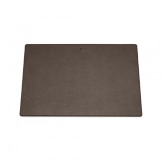 Podkładka na biurko marki Graf von Faber-Castell, ciemny brąz, Podkładki na biurko, Wyposażenie biura