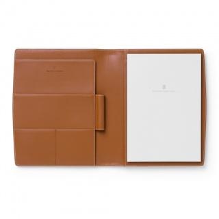 Notes A5 marki Graf von Faber-Castell z kolekcji Epsom Cognac, Notatniki, Papier i galanteria papiernicza