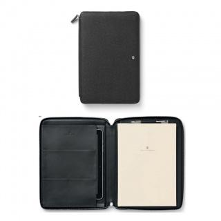 Notes A4 marki Graf von Faber-Castell z kolekcji Epsom Black z miejscem na tablet, Notatniki, Papier i galanteria papiernicza