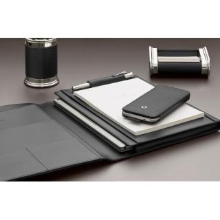 Notes A5 marki Graf von Faber-Castell z kolekcji Epsom Black z miejscem na tablet, Notatniki, Papier i galanteria papiernicza