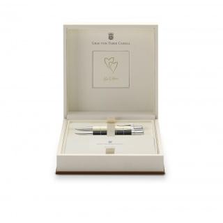 Zestaw upominkowy marki Graf von Faber-Castell Classic Anello His & Her, Długopisy, Artykuły do pisania i korygowania