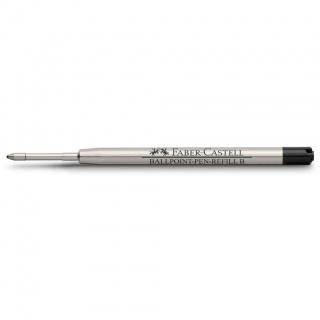 Wkład do długopisów marki Faber-Castell i Graf von Faber-Castell kolor czarny, grubość linii pisania B – gruba, Atramenty, wkłady i naboje, Artykuły do pisania i korygowania