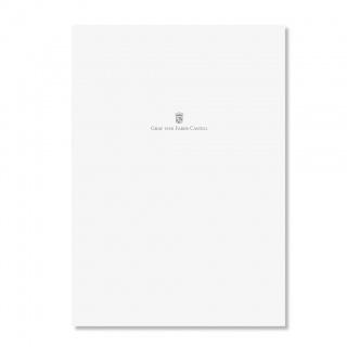 Notes, wkład do notesu A4 marki Graf von Faber-Castell, Notatniki, Papier i galanteria papiernicza