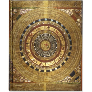 Notatnik Duży Kosmologia Sztuka Rodzinna, Notatniki, Papier i galanteria papiernicza
