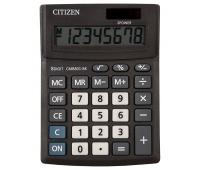 Kalkulator biurowy CITIZEN CMB801-BK Business Line, 8-cyfrowy, 137x102mm, czarny