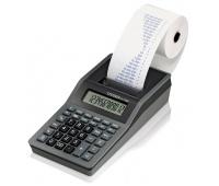 Kalkulator drukujący CITIZEN CX-77BNN, 12-cyfrowy, 200x102mm, czarno-antracytowy, Kalkulatory, Urządzenia i maszyny biurowe
