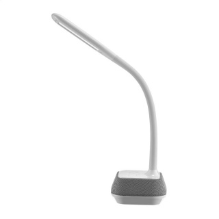 Lampka biurkowa LED z wbudowanym głośnikiem Bluetooth Platinet, Lampki, Wyposażenie biura