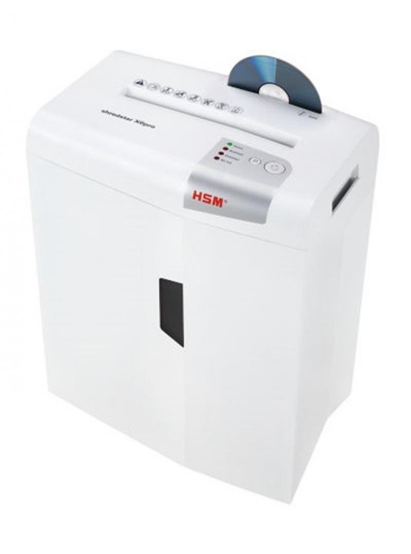 Niszczarka dokumentów HSM shredstar X6pro - 2 x 15 mm, Niszczarki, Urządzenia i maszyny biurowe