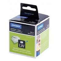 DYMO Standardowa etykieta adresowa - 89 x 28 mm, biały S0722370, Drukarki do etykiet, Urządzenia i maszyny biurowe