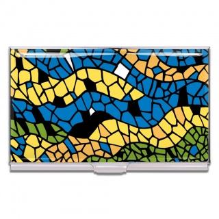 Wizytownik Mosaic AcmeStudio, Wizytowniki, Drobne akcesoria biurowe