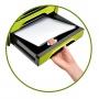 Zestaw 5 szufladek CEP Smoove, czarny/zielony, Szufladki - zestawy, Drobne akcesoria biurowe