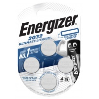 Bateria specjalistyczna ENERGIZER, CR2032, 3V, 4szt., Baterie, Urządzenia i maszyny biurowe