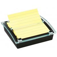 Podajnik do bloczków samoprzylepnych POST-IT® Millenium XL Z-Notes (DS440-SSCYL), czarny, 1 bloczek GRATIS, Bloczki samoprzylepne, Papier i etykiety