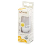 Żarówka LED ACCURA Premium, świeczka, E14, 5W, Żarówki, Urządzenia i maszyny biurowe