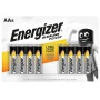 BATTERY ENERGIZER POWER ALKALAINE AA/8
