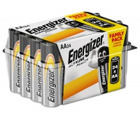 BATTERY ENERGIZER ALKALINE POWER E91 BB24 VALUE BOX 24 pcs SAP E300456401