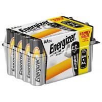 Bateria ENERGIZER Alkaline Power, AA, LR6, 1,5V, 24szt., Baterie, Urządzenia i maszyny biurowe