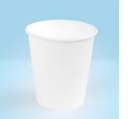 Kubek papierowy OFFICE PRODUCTS, 250ml, 50szt., biały, Naczynia jednorazowe i serwetki, Artykuły higieniczne i dozowniki
