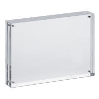Ramka na zdjęcia MAUL, akrylowa, 150x115x24mm, transparentna, Antyramy, ramki, Prezentacja