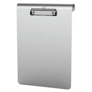 Clipboard medyczny MAUL deska, metalowy, A4, z klipsem, pionowy, srebrny, Clipboardy, Archiwizacja dokumentów
