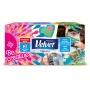 Chusteczki kosmetyczne celulozowe VELVET Trendy, 3-warstwowe, 120 listków, biały, Ręczniki papierowe i dozowniki, Artykuły higieniczne i dozowniki