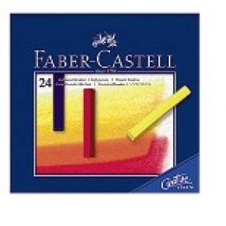 CREATIVE STUDIO PASTELE SUCHE 24 KOL. OPAKOWANIE KARTON FABER-CASTELL, Pastele, Artystyczne