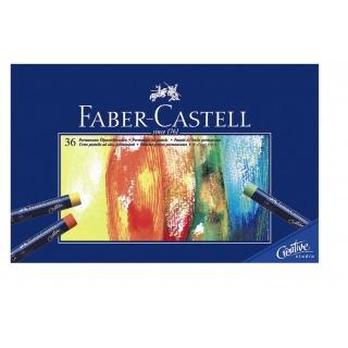 CREATIVE STUDIO PASTELE OLEJNE 36 KOL. OPAKOWANIE KARTON FABER-CASTELL, Pastele, Artystyczne
