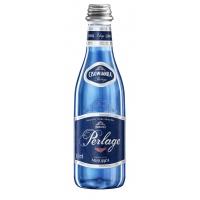 Woda CISOWIANKA Perlage, musująca, butelka szklana, 0,3l, Woda, Artykuły spożywcze