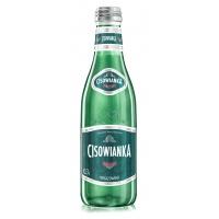 Woda CISOWIANKA Classique, niegazowana, butelka szklana, 0,3l, Woda, Artykuły spożywcze