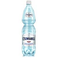 Woda CISOWIANKA, lekko gazowana, butelka plastikowa 1,5l, Woda, Artykuły spożywcze