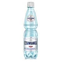 Woda CISOWIANKA, lekko gazowana, butelka plastikowa, 0,5l, Woda, Artykuły spożywcze