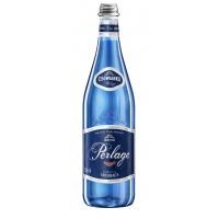 Woda CISOWIANKA Perlage, musująca, butelka szklana, 0,7l, Woda, Artykuły spożywcze