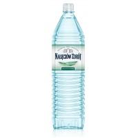 Woda NAŁĘCZÓW ZDRÓJ, niegazowana, butelka plastikowa, 1,5l, Woda, Artykuły spożywcze