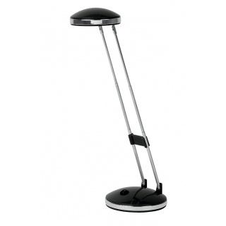 Lampka LED na Biurko OFFICE PRODUCTS, 3W, składana, czarna, Lampki, Urządzenia i maszyny biurowe