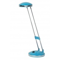 Desk lamp OFFICE PRODUCTS, 3W, LED, lightblue