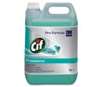 Preparat do mycia podłóg i powierzchni zmywalnych CIF Diversey Ocean, 5l, Środki czyszczące, Artykuły higieniczne i dozowniki