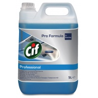 Preparat do mycia szyb CIF Diversey, 5l, Środki czyszczące, Artykuły higieniczne i dozowniki
