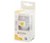Żarówka LED ACCURA Premium, kulka, E14, 5W, Żarówki, Urządzenia i maszyny biurowe