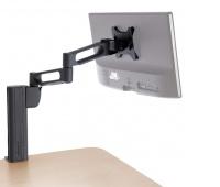 Uchwyt na monitor KENSINGTON SmartFit™, rozszerzony, czarny, Ergonomia, Akcesoria komputerowe
