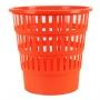 Kosz na śmieci OFFICE PRODUCTS, ażurowy, 16l, pomarańczowy