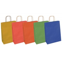 Gift Bag OFFICE PRODUCT, laminated, 24x10x32cm, assorted designs