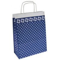 Gift Bag OFFICE PRODUCT, laminated, 24x10x32cm, color, assorted designs