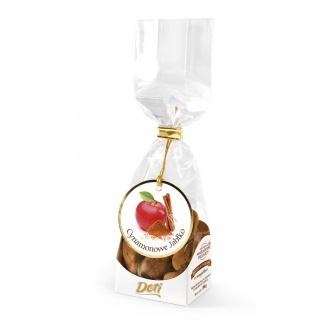 Jabłka w czekoladzie z cynamonem 100g, Przekąski, Artykuły spożywcze
