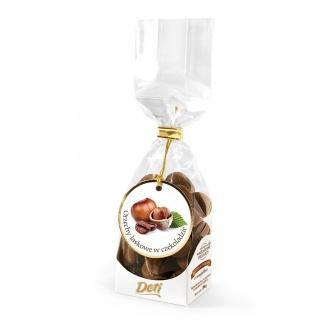 Orzechy laskowe w czekoladzie mlecznej z kawą 100g, Przekąski, Artykuły spożywcze